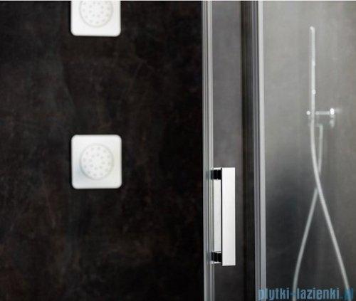 Ravak Matrix MSD2 kabina prysznicowa 100x100cm satyna transparent 1WVAAU00Z1