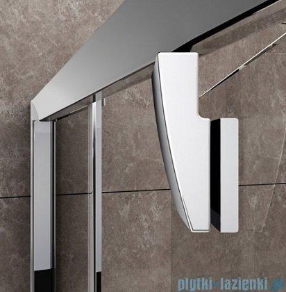 Ravak Drzwi prysznicowe obrotowe Pivot PDOP1-80 satyna transparent 03G40U00Z1