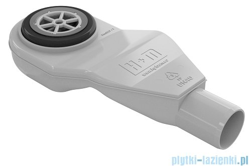 Wiper Odpływ liniowy Premium Ponente 60cm z kołnierzem poler P600PPS100