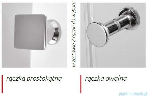 Atrium Ancona drzwi wnękowe kolor: przejrzyste 90x195 cm QP1090