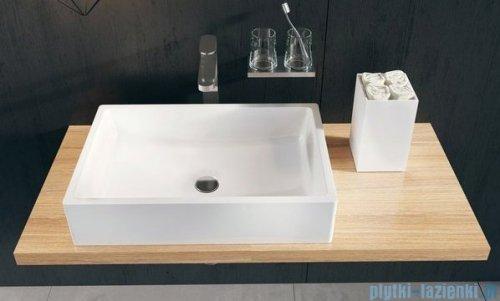 Ravak Formy 01 umywalka nablatowa 50x39cm bez przelewu XJL01250000