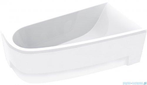Vayer Bumerang 150x90cm Wanna asymetryczna prawa
