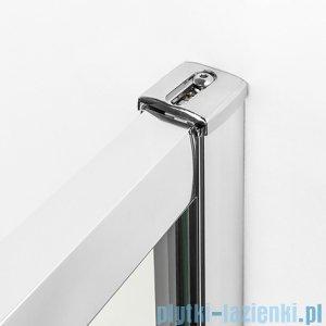 New Trendy New Praktic Kabina prysznicowa prostokątna z drzwiami przesuwnymi 90x100x195 przejrzyste K-0492