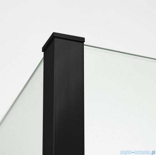 New Trendy New Modus Black kabina Walk-In 140x30x200 cm przejrzyste EXK-0070/EXK-0088