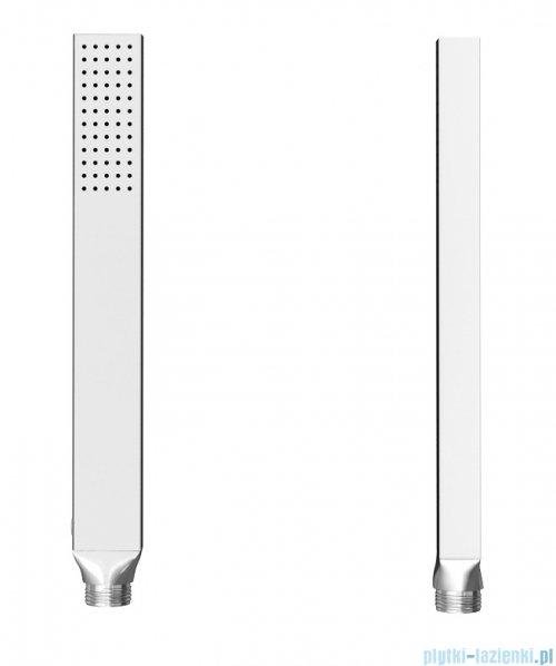 Kohlman Excelent zestaw wannowo-prysznicowy chrom QW211HQ20