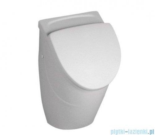 Villeroy&Boch O.novo Pisuar compact krótki z powłoką CeramicPlus, biały Weiss Alpin 755701R1
