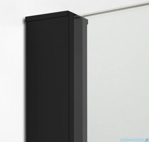 New Trendy New Modus Black kabina Walk-In 160x80x200 cm przejrzyste EXK-1290