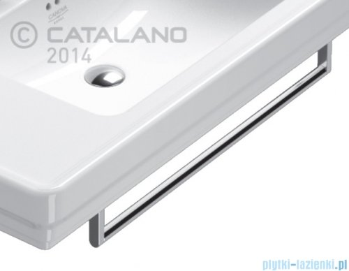 Catalano Canova Royal reling do umywalki 67 cm chrom 5P75CV00