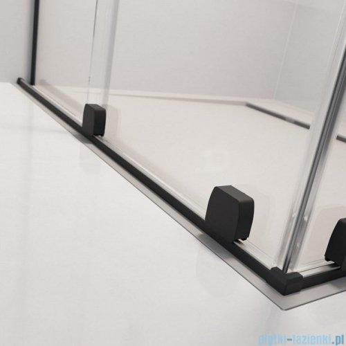 Radaway Furo Black KDD kabina 120x120cm szkło przejrzyste 10105120-54-01L/10105120-54-01R