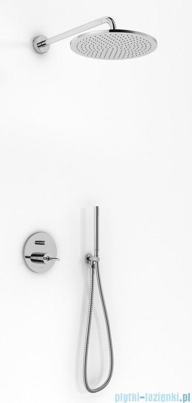 Kohlman Maxima zestaw prysznicowy chrom
