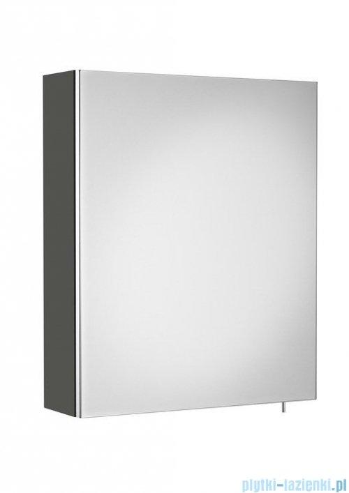 Roca Debba/Luna szafka z lustrem 50cm biały połysk A856840806