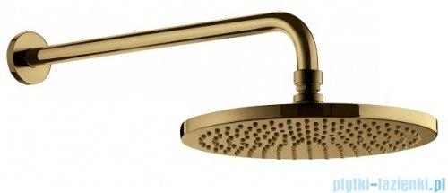 Omnires Y podtynkowy zestaw prysznicowy złoto szczotkowane SYSY19GLB