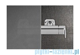 Ravak Blix BLDP2 drzwi prysznicowe 120cm białe grape Anticalc 0PVG0100ZG