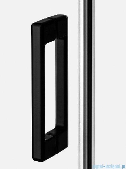New Trendy Prime Black kabina prostokątna 160x90x200 cm prawa przejrzyste D-0329A/D-0129B