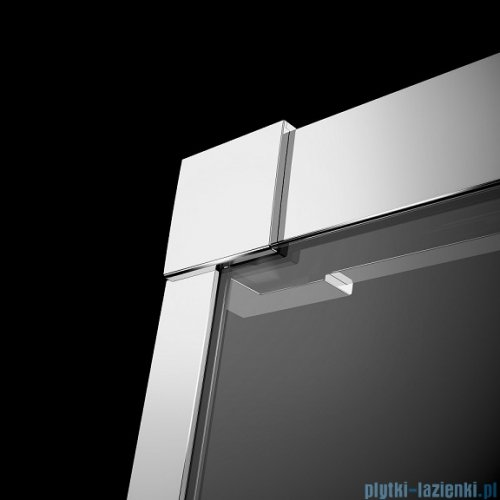 Radaway Idea Kdd kabina 80cm część prawa szkło przejrzyste 387061-01-01R
