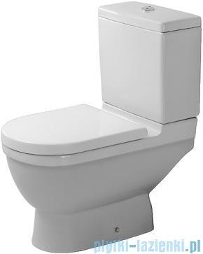 Duravit Starck 3 miska toaletowa stojąca lejowa 360x655 012601 00 00