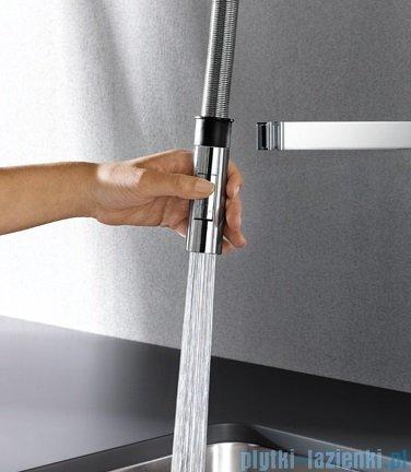 Blanco Culina-s bateria wysokociśnieniowa kolor: stalowy  517598