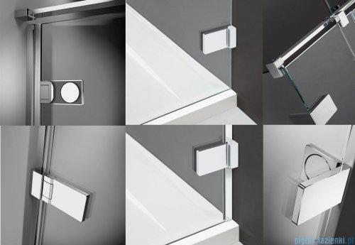 Radaway Arta Kds II kabina 120x100cm lewa szkło przejrzyste 386521-03-01R/386106-03-01/386112-03-01