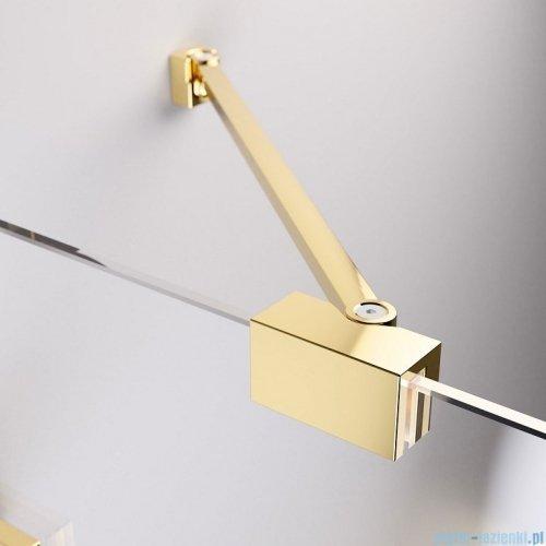 Radaway Essenza Pro Gold Kdj kabina 110x110cm prawa przejrzyste 10097110-09-01R/10098110-01-01