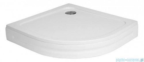Polimat obudowa brodzika półokrągłego 80x80x10 cm 00510