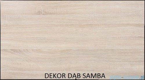 Antado Spektra ceramic szafka podumywalkowa 2 szuflady 62x43x50 dąb samba 670662