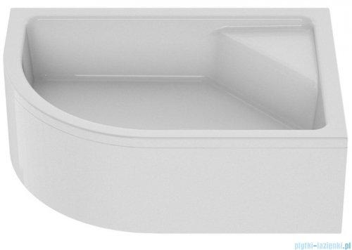 New Trendy New Maxima brodzik asymetryczny 120x85x41cm prawy B-0379/P