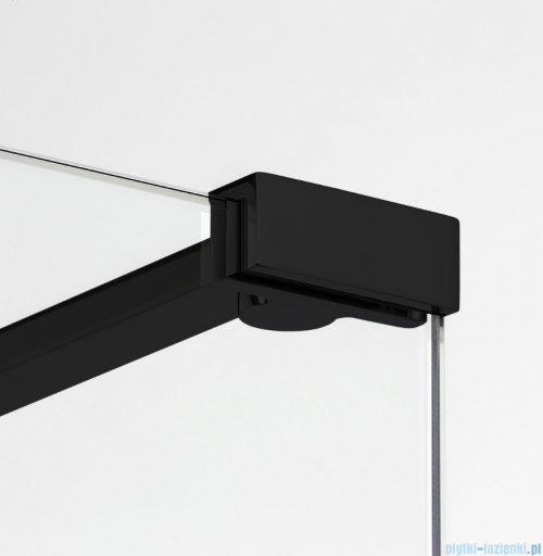 New Trendy New Modus Black kabina Walk-In 90x50x200 cm przejrzyste EXK-0065/EXK-0089