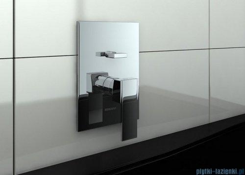 Kohlman Excelent podtynkowa bateria wannowo-prysznicowa z dwoma wyjściami
