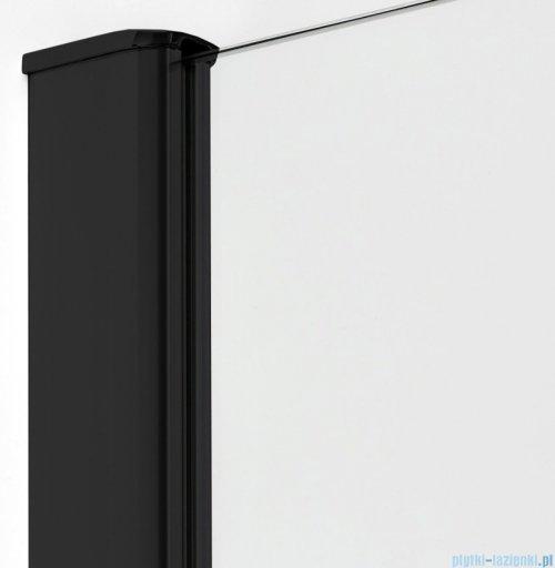 New Trendy New Komfort Black kabina pięciokątna 90x90x195cm przejrzyste K-0472