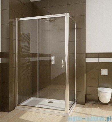 Radaway Premium Plus S Ścianka boczna 100 szkło przejrzyste