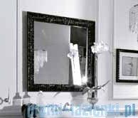 Kerasan Retro Lustro z czarną ramą 100x100 cm 7364