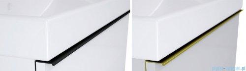 Elita Look szafka z umywalką 60x28x45cm stone matt 167591/145830