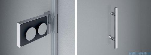SanSwiss PUR PU31 Drzwi prawe wymiary specjalne do 200cm satyna PU31DSM41049