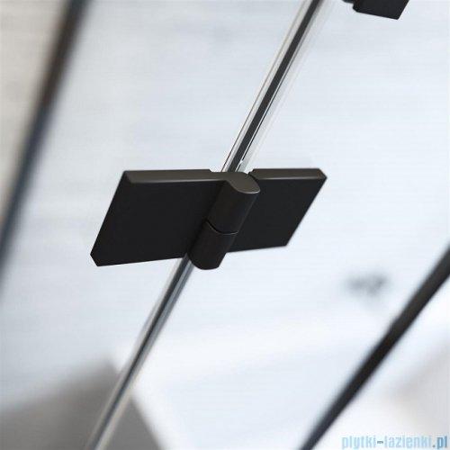 Radaway Nes Black KDJ B drzwi 100cm lewe przejrzyste 10025100-54-01L
