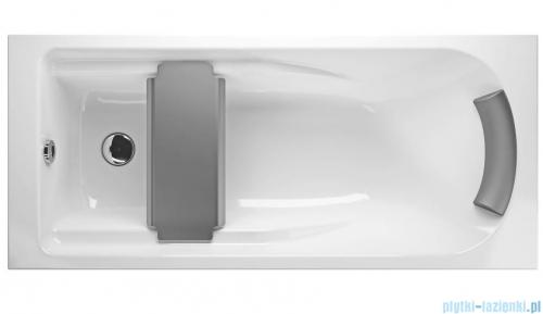 Koło Comfort Plus Wanna prostokątna 180x80cm bez uchwytów