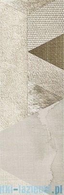Paradyż Attiya beige motyw A płytka ścienna 20x60