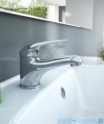 Ravak Suzan bateria umywalkowa stojąca bez korka X070002