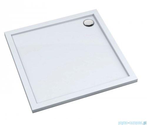 Schedpol Corrina New brodzik kwadratowy z SafeMase 100x100x4cm 3.4332