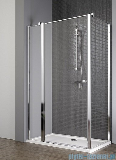 Radaway Eos II Kdj kabina prysznicowa 120x75cm lewa szkło przejrzyste