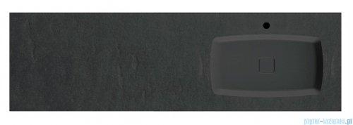 Vayer Citizen Leo K prawa 121x50cm umywalka strukturalna kolor 02
