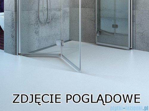 Radaway Arta Kds II kabina 110x90cm prawa szkło przejrzyste 386521-03-01L/386104-03-01/386111-03-01