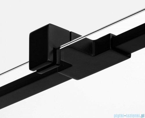 New Trendy Avexa Black kabina prostokątna 90x120x200 cm przejrzyste lewa EXK-1582