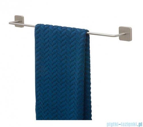 Tiger Onu Wieszak na ręcznik kąpielowy stal szczotkowana 13186.3.09.46