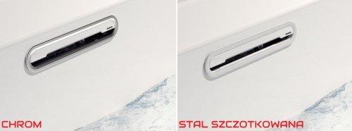 Riho Still Smart wanna asymetryczna 170x110cm prawa + syfon BR03