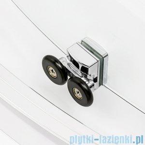 New Trendy New Corrina kabina przyścienna 100x80x195 cm przejrzyste K-0476