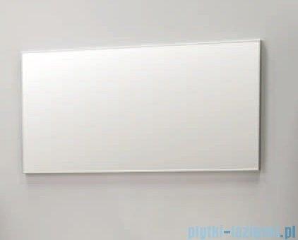 Antado lustro w aluminiowej ramie 100x50 cm 638105