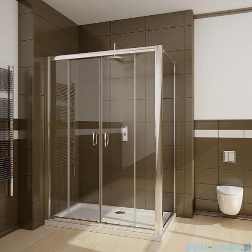 Radaway Premium Plus DWD+S kabina prysznicowa 180x100cm szkło przejrzyste