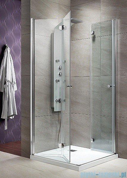 Radaway Eos KDD-B kabina prysznicowa 100x90 szkło przejrzyste