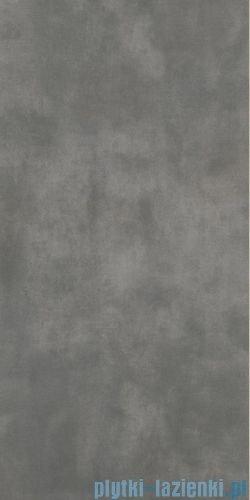 Paradyż Tecniq grafit półpoler płytka podłogowa 44,8x89,8