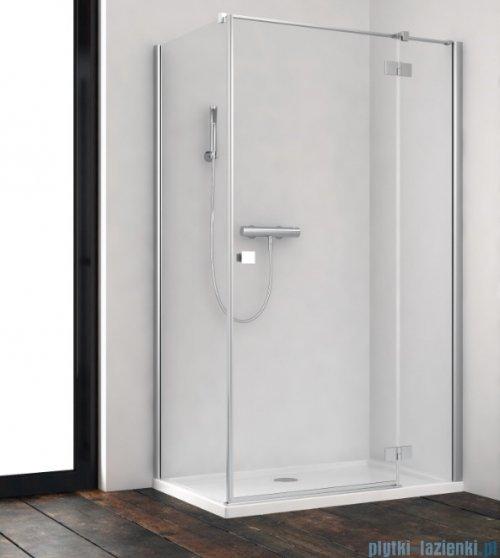 Radaway Essenza New Kdj kabina 90x80cm prawa szkło przejrzyste